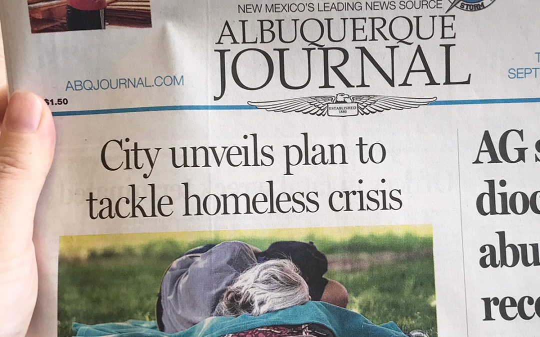Heading Home a Major Part of City Plan to Tackle Homelessness