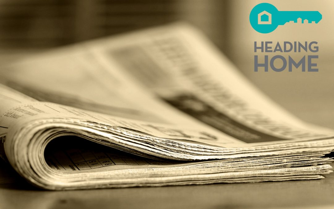 In the News: Legislative Policy and Community Conversations on Homelessness