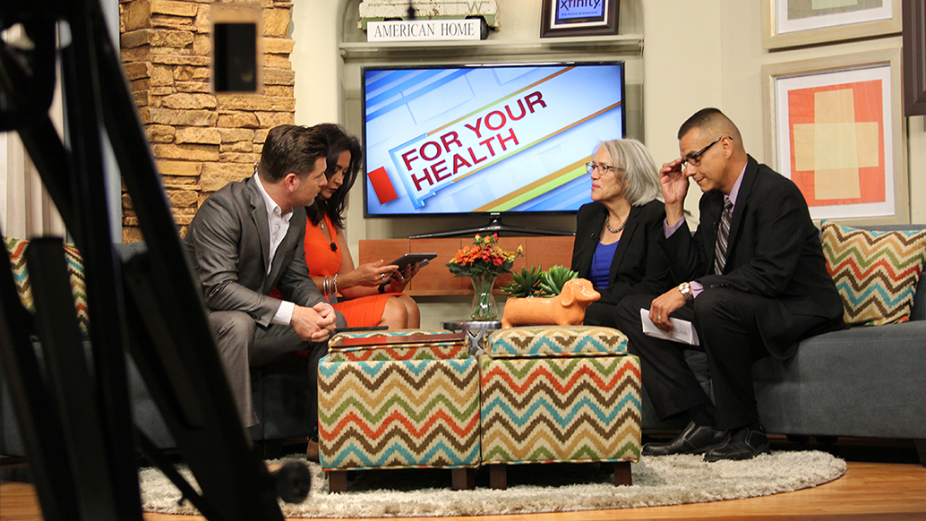 KRQE News Interview - UnitedHealthcare and Heading Home Respite Care
