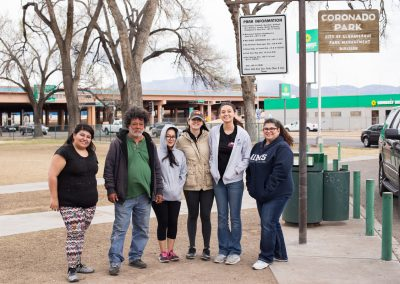 AIMS Community College Alternative Spring Break with Heading Home New Mexico