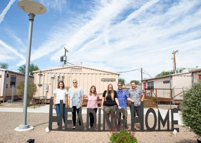 Young Adult Volunteer (YAV) at Heading Home