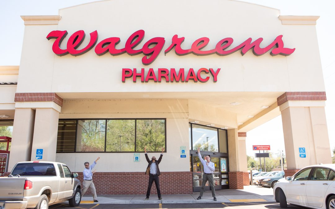 Heading Home and Walgreens Partner on 'Giving Back' Campaign!