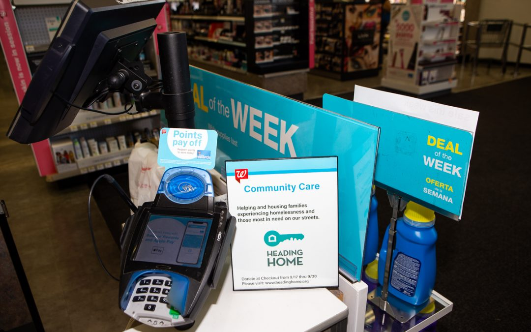Walgreens campaign a success for Heading Home