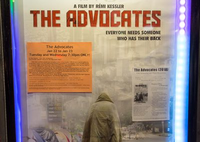 """The Advocates"" screening at the Guild Cinema"