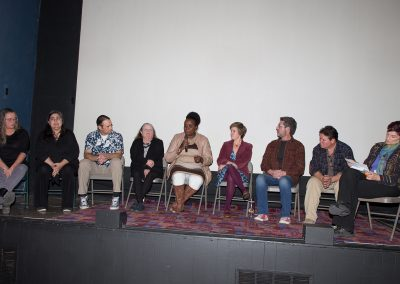 """""""The Advocates"""" screening at the Guild Cinema"""
