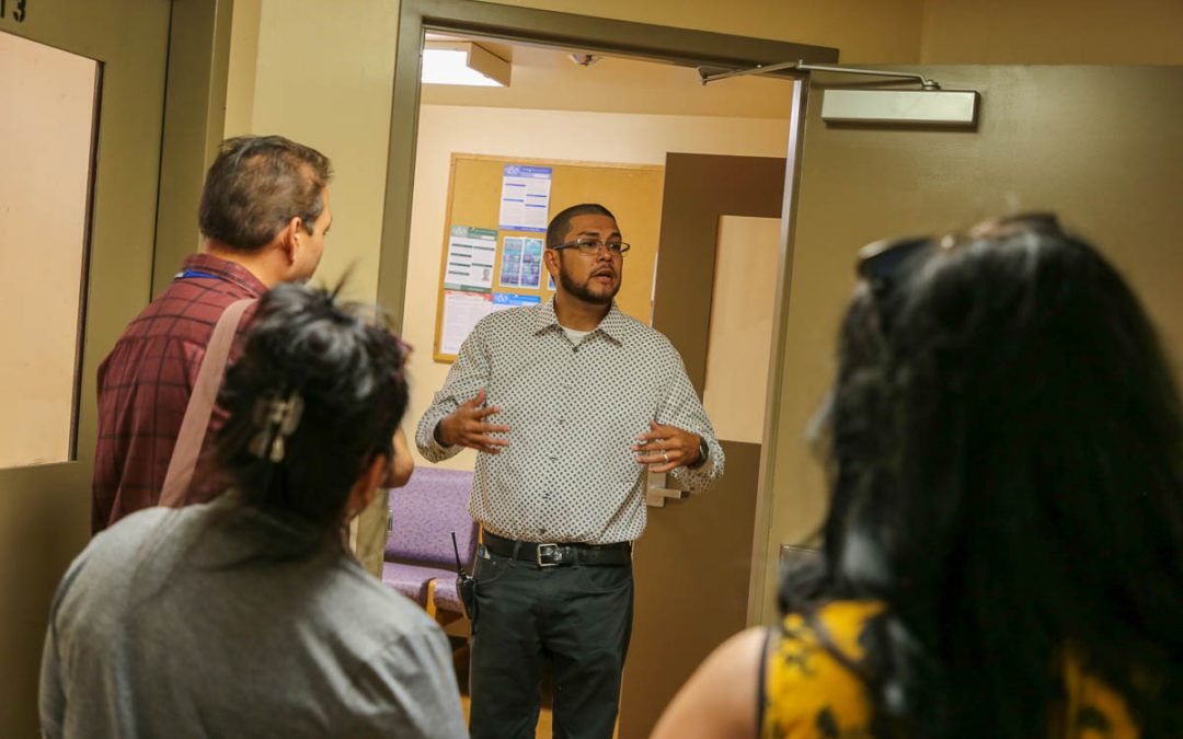 Heading Home Hosts Westside Emergency Housing Center Tour