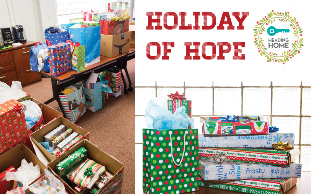 Announcing 5th Annual Holiday of Hope Donation Drive
