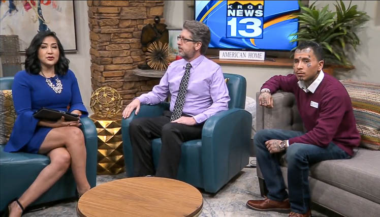 Heading Home Programs Featured on KRQE Morning Show