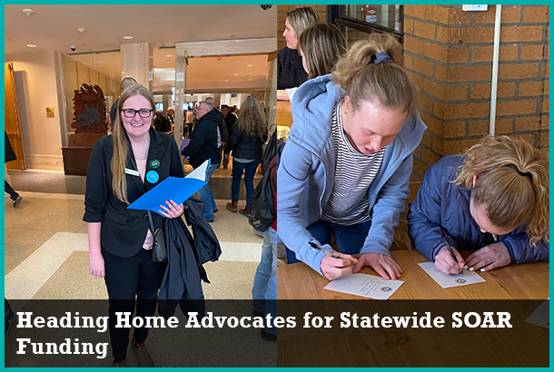 Heading Home Advocates for Statewide SOAR Funding