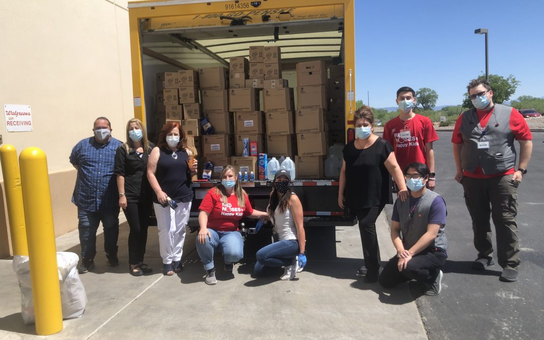 300 Hygiene Kits for Unsheltered Individuals