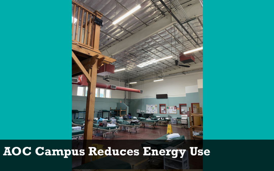 AOC Campus Reduces Energy Use