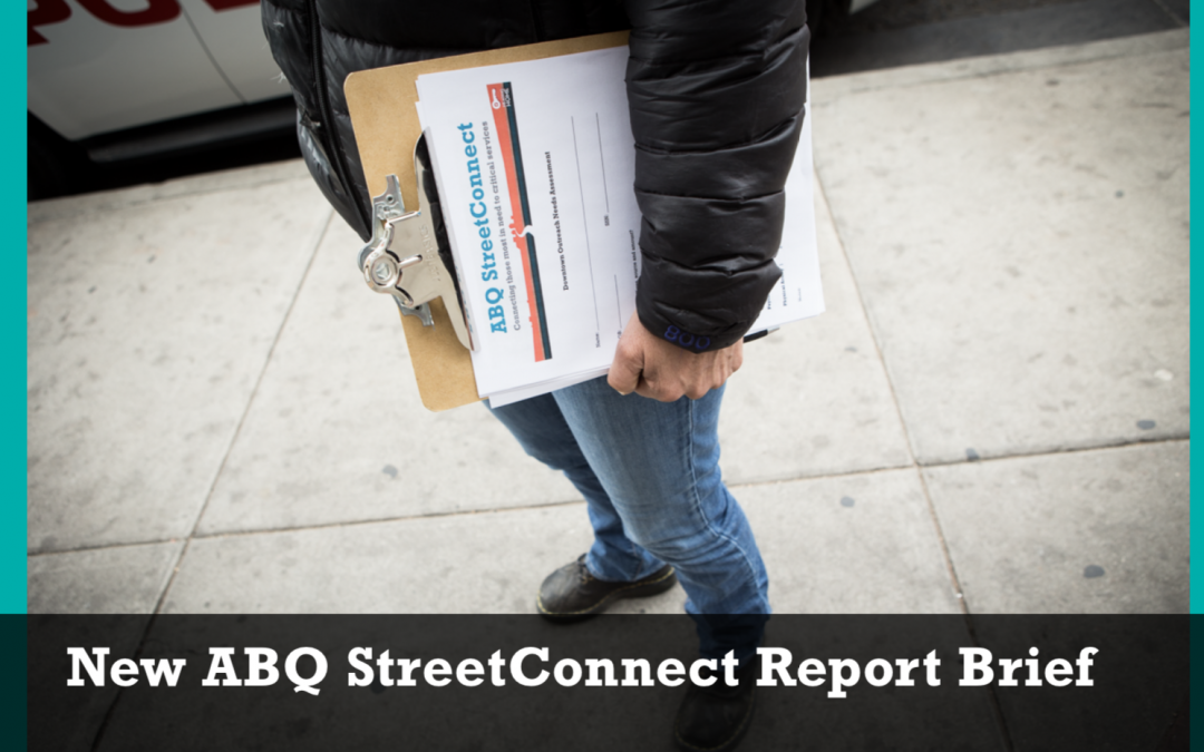 New ABQ StreetConnect Report Brief
