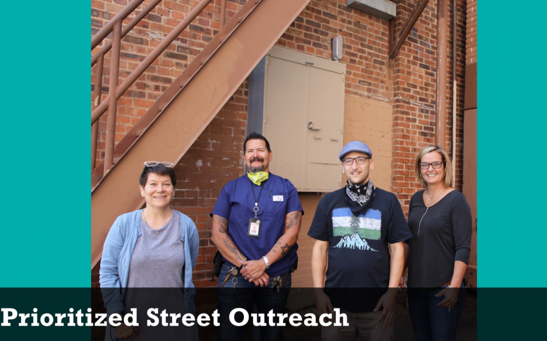 Prioritized Street Outreach