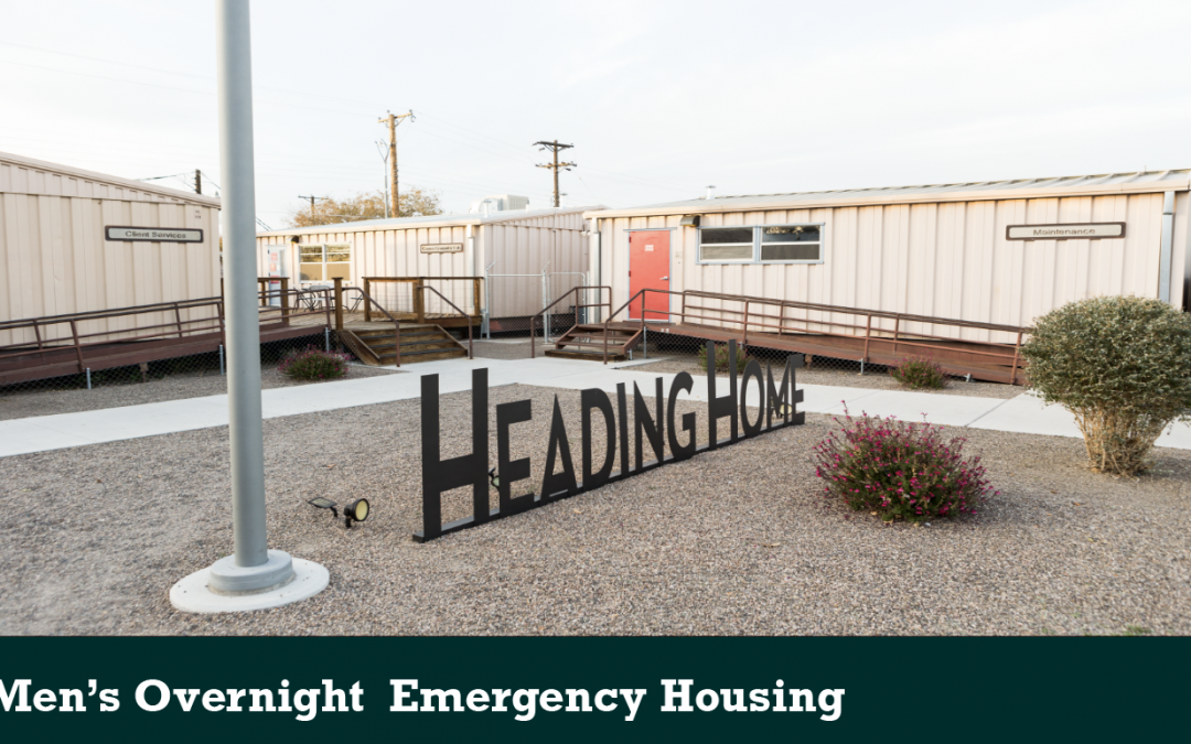 Men's Overnight Emergency Housing
