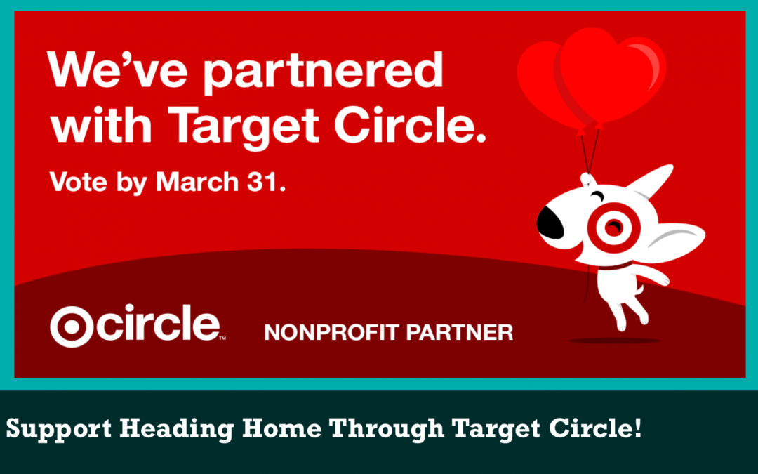 Support Heading Home Through Target Circle!