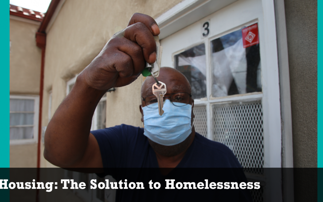 Housing: The Solution to Homelessness
